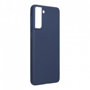 Силиконов гръб FORCELL Soft - Samsung Galaxy S21 Plus тъмносин