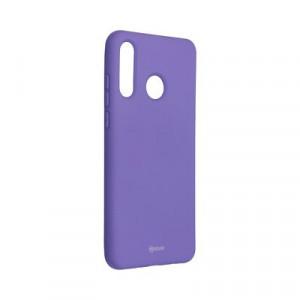 Силиконов гръб ROAR Colorful Jelly - Huawei P30 Lite лилав