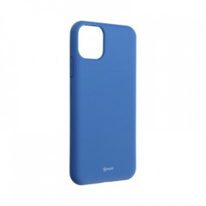 Силиконов гръб ROAR Colorful Jelly - iPhone 11 Pro Max тъмносин
