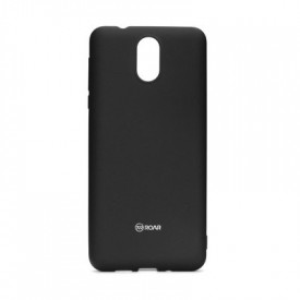 Силиконов гръб ROAR Colorful Jelly - iPhone XS Max черен