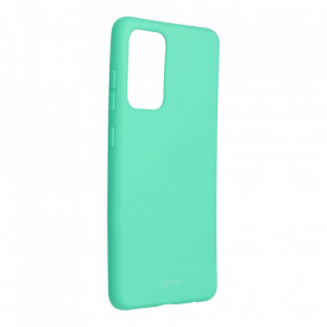 Силиконов гръб ROAR Colorful Jelly - Samsung Galaxy A52 4G / 5G мента