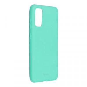 Силиконов гръб ROAR Colorful Jelly - Samsung Galaxy S20 мента