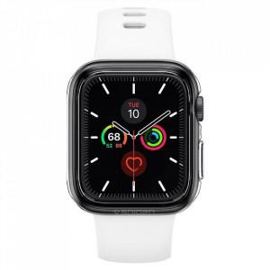 Силиконов протектор Spigen Ultra Hybrid - Apple Watch 4 / 5 40mm кристално прозрачен