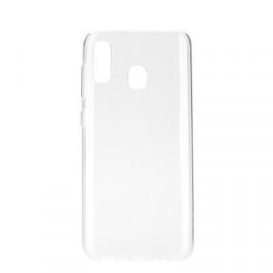 Ултратънък силиконов гръб 0.3mm - Samsung Galaxy A21s прозрачен