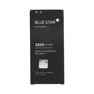 Батерия - Samsung Galaxy Alpha 2200mAh Li-Ion BLUE STAR PreMium