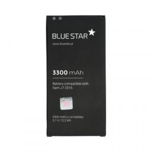 Батерия - Samsung Galaxy J7 2016 3300mAh Li-Ion BLUE STAR Premium
