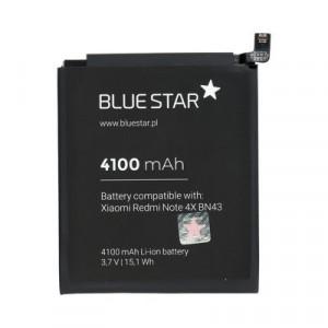 Батерия - Xiaomi Redmi Note 4X (BN43) 4100mAh Li-Ion BLUE STAR