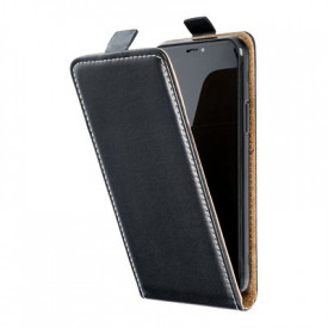 Вертикален калъф Slim Flexi Fresh - Samsung Galaxy S10 Lite черен
