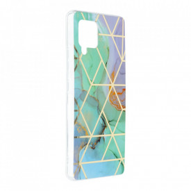 Гръб Forcell MARBLE COSMO - Samsung Galaxy A42 5G дизайн 03