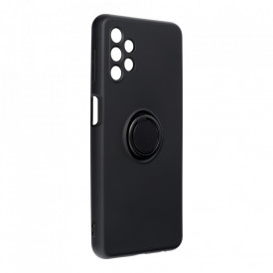 Гръб Forcell SILICONE RING - Samsung Galaxy A32 5G черен