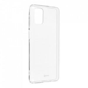 Гръб Jelly Roar - Samsung Galaxy M51 прозрачен
