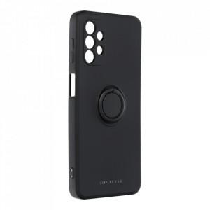 Гръб Roar Amber с държач - Samsung Galaxy A32 черен