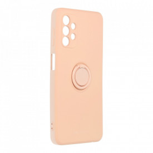 Гръб Roar Amber с държач - Samsung Galaxy A32 5G розов