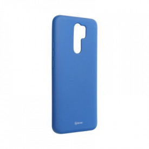 Гръб ROAR Colorful Jelly - Xiaomi Redmi 9 син