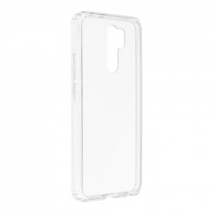 Гръб Super Clear Hybrid - Xiaomi Redmi 9 прозрачен