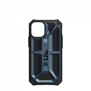 Гръб UAG Urban Armor Gear Monarch - iPhone 12 Mini сив-син