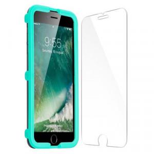 Закален стъклен протектор с пълно покритие ESR - iPhone 7 / 8 прозрачен