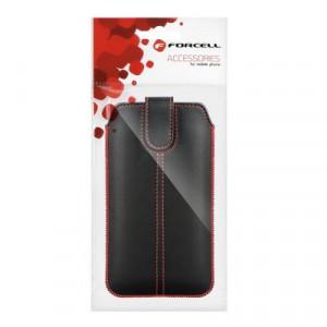 Калъф тип джоб FORCELL Ultra Slim M4 - iPhone XR / 11 черен