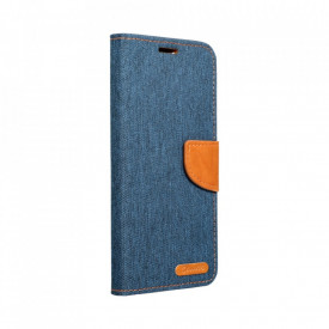 Калъф тип книга Canvas - Samsung Galaxy S20 FE / S20 FE 5G син