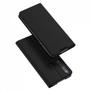 Калъф тип книга DUX DUCIS Skin Pro - Huawei P40 Lite E черен