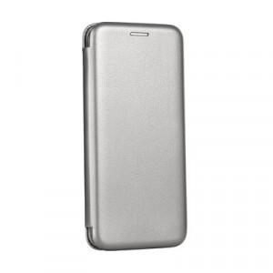 Калъф тип книга FORCELL Elegance - Samsung Galaxy A50 сив