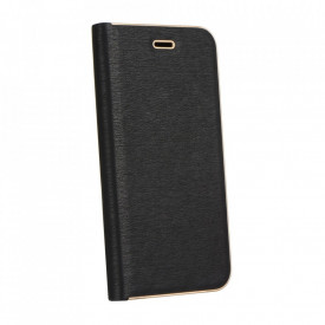 Калъф тип книга Luna - Samsung Galaxy A72/A72 5G черен