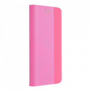 Калъф тип книга Sensitive - Motorola G 5G розов