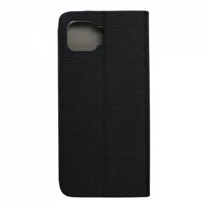 Калъф тип книга Sensitive - Motorola Moto G 5G Plus черен