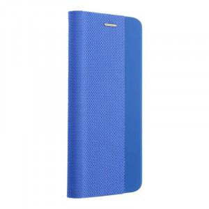 Калъф тип книга Sensitive - Samsung Galaxy S21 Plus син
