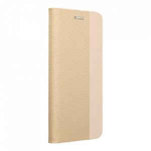 Калъф тип книга Sensitive - Xiaomi Redmi Note 10 5G златист