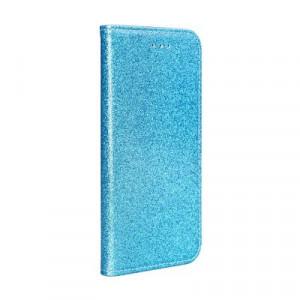 Калъф тип книга Shining - iPhone 12 Mini син