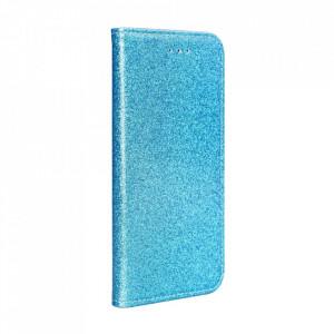 Калъф тип книга Shining - Samsung Galaxy S21 Plus светлосин