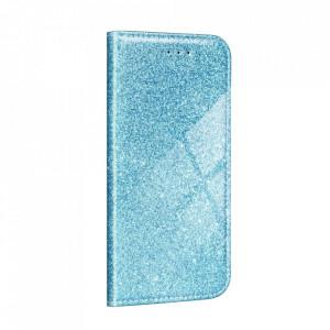 Калъф тип книга Shining - Xiaomi Redmi Note 9T 5G син