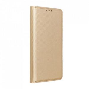 Калъф тип книга Smart - Samsung Galaxy A12 златен