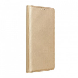 Калъф тип книга Smart - Samsung Galaxy A72 / A72 5G златист