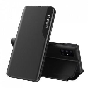 Кожен калъф тип книга ECO - Samsung Galaxy Note 20 черен