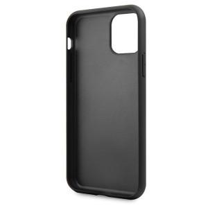 Оригинален гръб GUESS Glitter Logo - iPhone 11 Pro черен