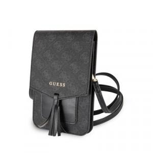 Оригинална чанта GUESS GUWBSQGBK черен 4G