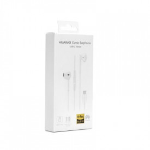 Оригинални слушалки Huawei CM33 USB Type-C бял