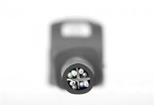 Плосък кабел Ugreen Cat 6 UTP Flat Ethernet Pure Copper 5m черен