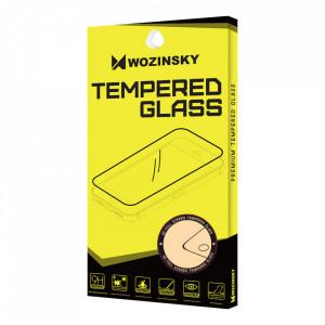 Протектор с пълно покритие и рамка WOZINSKY - iPhone X / XS / 11 Pro черен