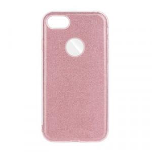 Силиконов гръб FORCELL Shining - iPhone 7 / 8 розов