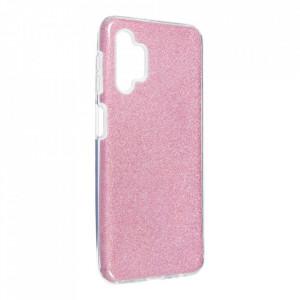 Силиконов гръб FORCELL Shining - Samsung Galaxy A32 розов