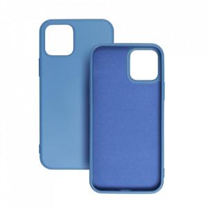 Силиконов гръб FORCELL Silicone Lite - Samsung Galaxy A12 син