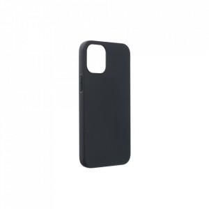 Силиконов гръб FORCELL Soft - iPhone 12 Mini черен