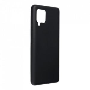 Силиконов гръб FORCELL Soft - Samsung Galaxy A42 5G черен