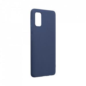 Силиконов гръб FORCELL Soft - Samsung Galaxy A72/A72 5G тъмносин