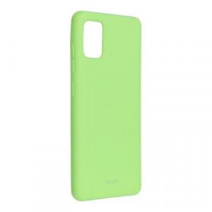 Силиконов гръб ROAR Colorful Jelly - Samsung Galaxy A51 лайм
