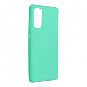 Силиконов гръб ROAR Colorful Jelly - Samsung Galaxy S20 FE / S20 FE 5G мента