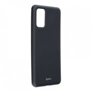 Силиконов гръб ROAR Colorful Jelly - Samsung Galaxy S20 Plus черен